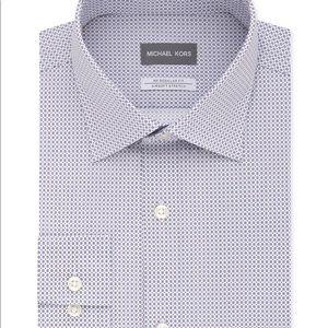 Brand new Dress shirt Michael Kors.